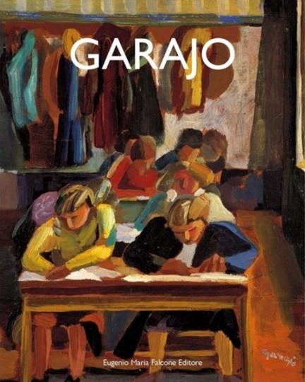 Copertina catalogo della mostra del 2005 a Bagheria - Falcone Editore